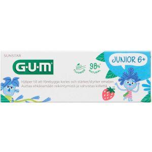 Køb GUM Tandpasta Junior 7-12 år 50 ml online hos apotekeren.dk