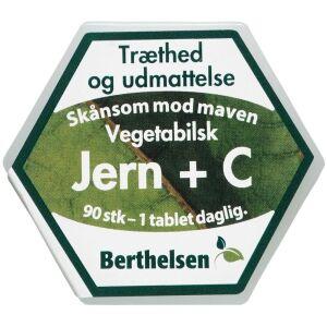 Køb Berthelsen Jern + C 90 stk. online hos apotekeren.dk