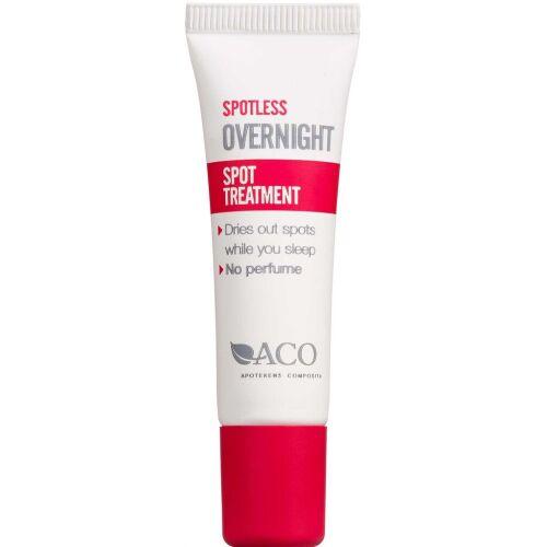 Køb ACO Spotless Overnight spot treatment 10 ml online hos apotekeren.dk