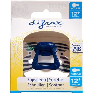 Køb Difrax Sut Natural silikone 12+ mdr. 1 stk. online hos apotekeren.dk