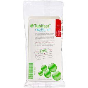 Køb Tubifast 2-WAY Stretch RØD 3,5 cm x 1 m. 1 stk. online hos apotekeren.dk