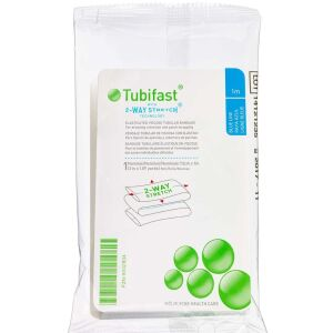 Køb Tubifast 2-WAY Stretch BLÅ 7,5 cm x 1 m. 1 stk. online hos apotekeren.dk
