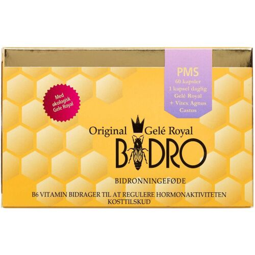 Køb Bidro PMS 60 stk. online hos apotekeren.dk