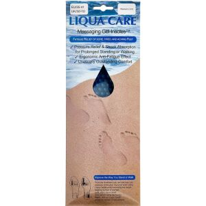 Køb Liqua Care Massaging Gel-Insole str. 35-41 woman 1 par online hos apotekeren.dk