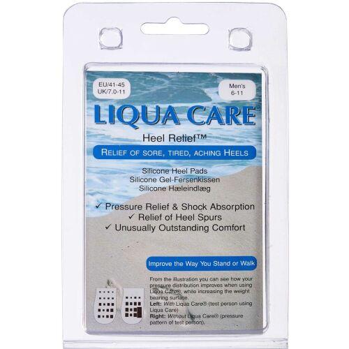 Køb Liqua Care Heel Relief str. 41-45 men 1 par online hos apotekeren.dk