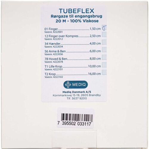 Køb Tubeflex Tubular bandage hvid 1 stk. online hos apotekeren.dk