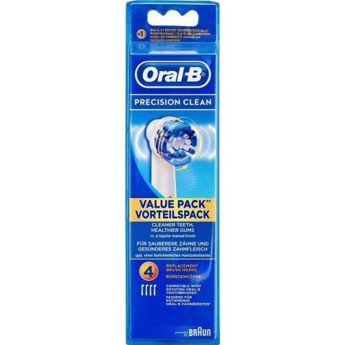 Køb Oral-B Precision Clean refill 4 stk. online hos apotekeren.dk