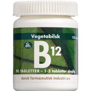 Køb B12 vitamin kosttilskud tabletter 90 stk. online hos apotekeren.dk