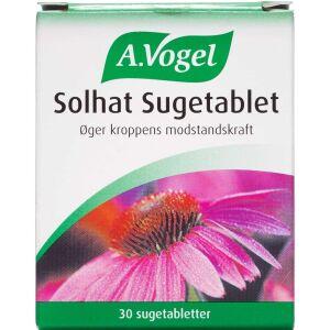 Køb A. Vogel Solhat sugetabletter 30 stk. online hos apotekeren.dk