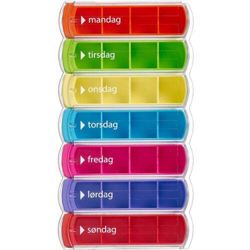 Køb Mininizer Colour Rack ugedosering 1 sæt. online hos apotekeren.dk