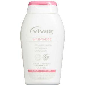 Køb Vivag Intimsæbe 200 ml online hos apotekeren.dk