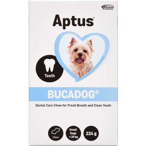 Køb Aptus Bucadog tyggelapper Small online hos apotekeren.dk