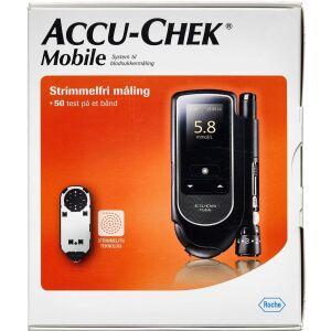 Køb Accu-Chek Mobile apparat 1 stk. online hos apotekeren.dk