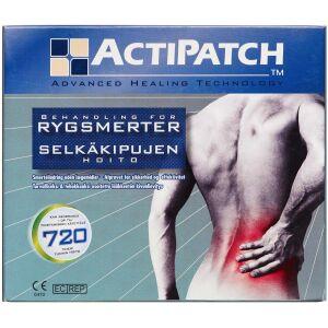 Køb ActiPatch Impulsbandage Ryg 1 stk. online hos apotekeren.dk