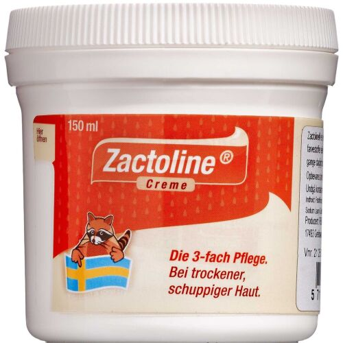 Køb Zactoline Creme 150 ml online hos apotekeren.dk