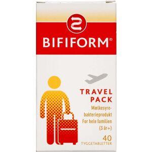Køb Bifiform Travel Pack 40 stk. online hos apotekeren.dk