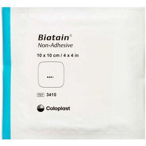 Køb Biatain Bandage uden klæb 10 x 10 cm 1 stk. online hos apotekeren.dk