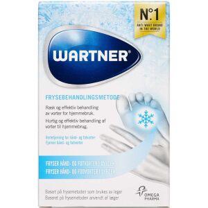 Køb Wartner vortebehandling 50 ml online hos apotekeren.dk