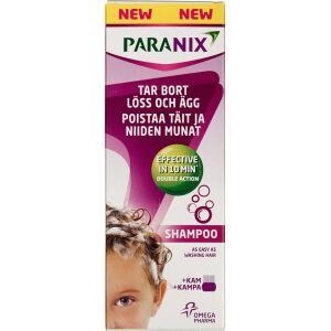Køb Paranix shampoo 200 ml online hos apotekeren.dk