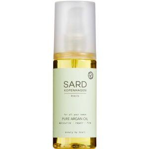 Køb SARD kopenhagen 100% ren økologisk arganolie 100 ml online hos apotekeren.dk