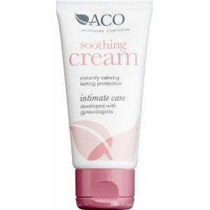 Køb ACO Intimate Care Soothing Cream 50 ml online hos apotekeren.dk