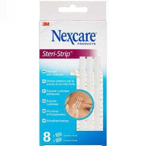 Køb 3M Nexcare Steri-Strip Sårluk 8 stk. online hos apotekeren.dk