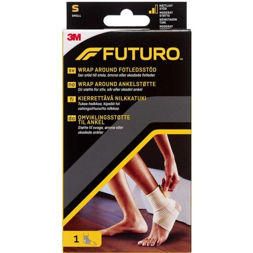 Køb Futuro Ankelbandage Small 1 stk. online hos apotekeren.dk