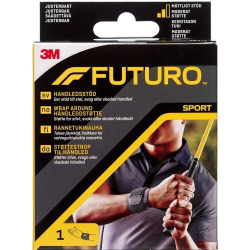 Køb Futuro Sport Håndledsbandage one size 1 stk. online hos apotekeren.dk