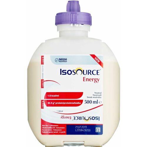 Køb Isosource Energy Smartflex 500 ml online hos apotekeren.dk