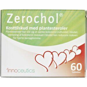 Køb Zerochol 60 stk. online hos apotekeren.dk
