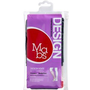 Køb MABS Design Knæstrømpe, Sort Medium 1 par online hos apotekeren.dk