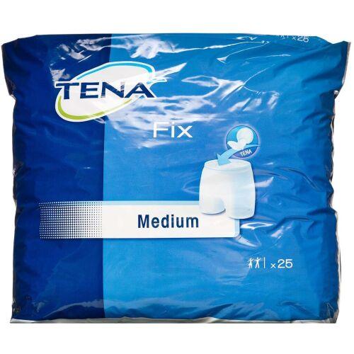 Køb TENA Fix Premium Nettrusse medium 25 stk. online hos apotekeren.dk