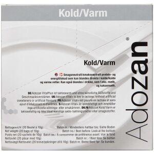 Køb Adosan Pulver Kold/Varm 20 x 10 g online hos apotekeren.dk