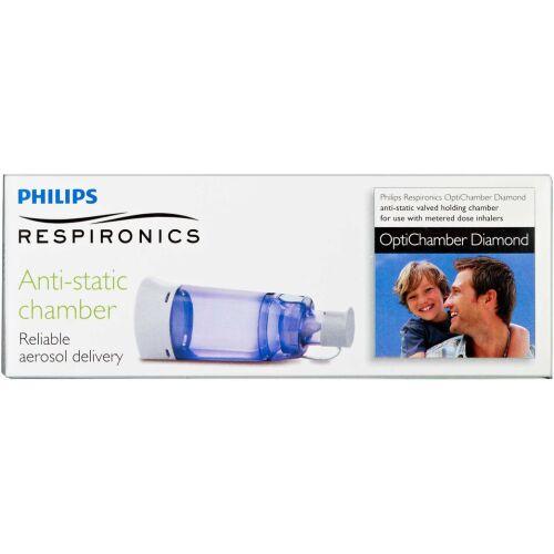 Køb Philips Respironics OptiChamber Diamond 1 stk. online hos apotekeren.dk