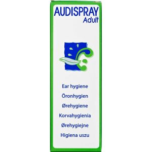 Køb Audispray Voksen 50 ml online hos apotekeren.dk