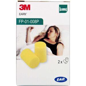 Køb 3M EAR Fit Skumøreprop 2 par online hos apotekeren.dk