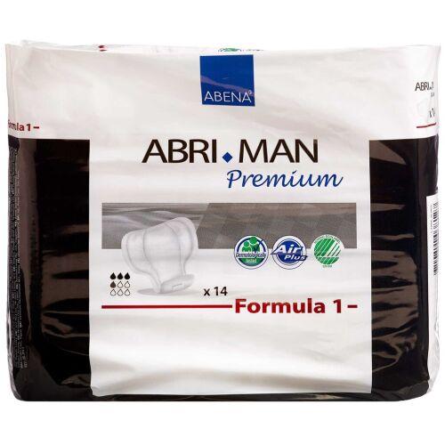 Køb Abri-Man Premium Formula 1 14 stk. online hos apotekeren.dk