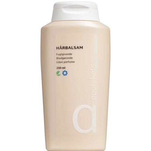 Køb Apotekets Hårbalsam Svanemærket 250 ml online hos apotekeren.dk
