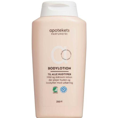 Køb Apotekets Bodylotion U/P 250 ml online hos apotekeren.dk