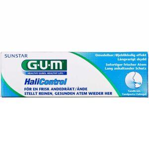 Køb GUM HaliControl Tandpasta 75 ml online hos apotekeren.dk
