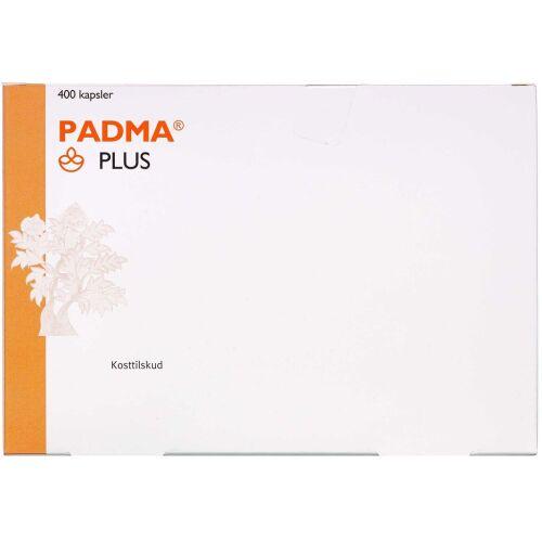 Køb Padma Plus kapsler 400 stk. online hos apotekeren.dk