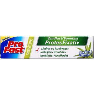 Køb Profast Sensitiv Protesefixativ 40 g online hos apotekeren.dk