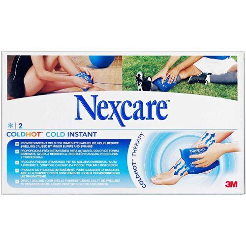 Køb 3M Nexcare ColdHot Cold Instant 2 stk. online hos apotekeren.dk