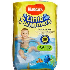 Køb Huggies Little Swimmers 7-15 kg 12 stk. online hos apotekeren.dk
