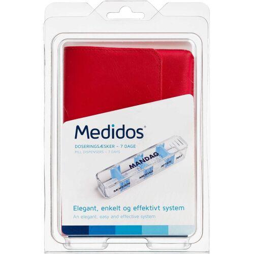 Køb Medidos No. 1 kunstlæder rød 1 stk. online hos apotekeren.dk