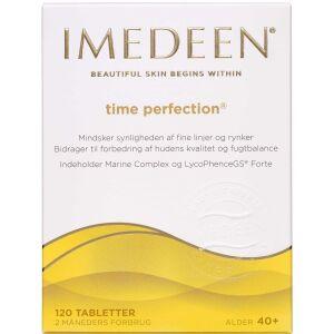 Køb IMEDEEN Time Perfection Tabletter 120 stk. online hos apotekeren.dk