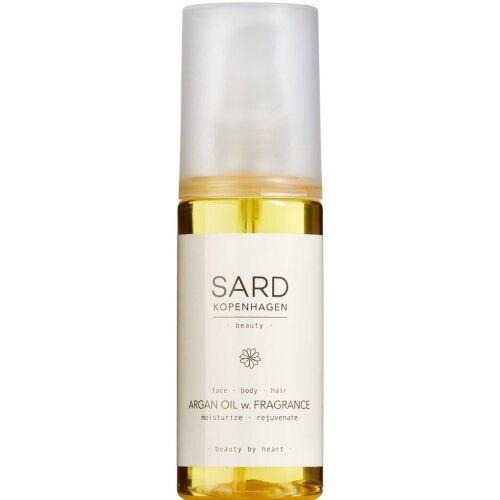 Køb SARD kopenhagen Argan Oil m. parfume 100 ml online hos apotekeren.dk