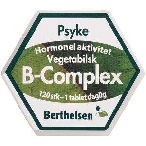Køb Berthelsen B-Complex 120 stk. online hos apotekeren.dk