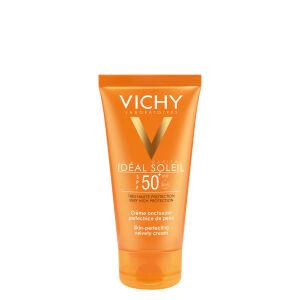 Køb Vichy Capital Soleil Fugtgivende Solcreme SPF 50+ 50 ml online hos apotekeren.dk