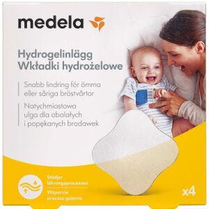 Køb Medela Hydrogel indlæg 4 stk. online hos apotekeren.dk
